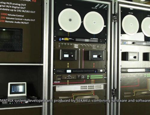 VIDEO – MATRIX SYSTEM
