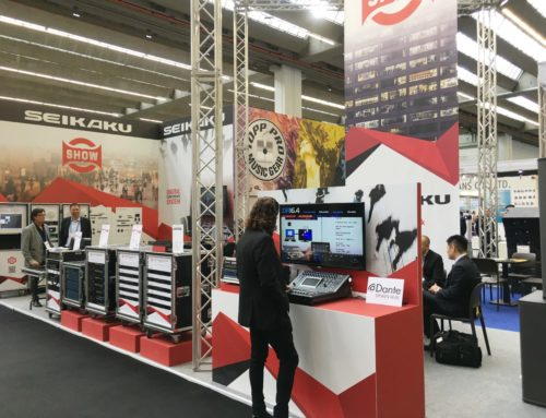 2019 Prolight + Sound Frankfurt am Main