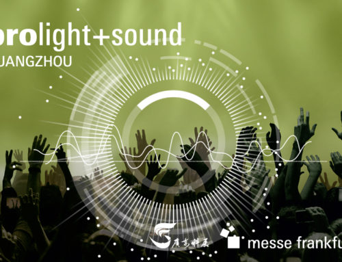 2019 Prolight + Sound Guangzhou