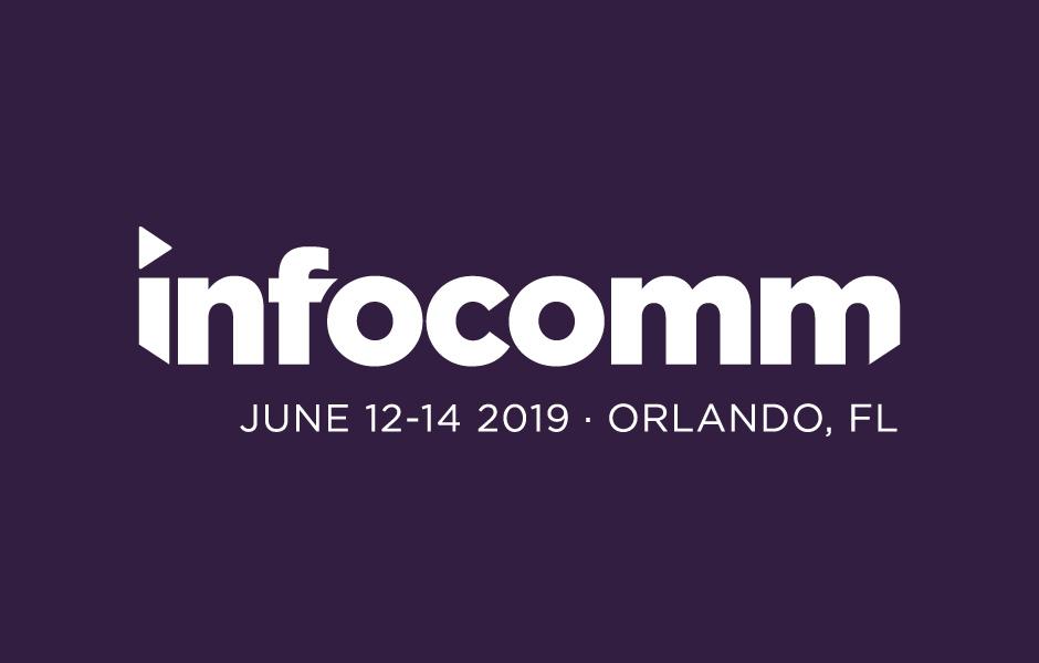 2019 INFOCOMM USA show